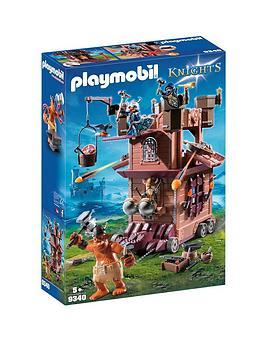 playmobil-playmobil-9340-knights-mobile-dwarf-fortress-with-shot-ballista