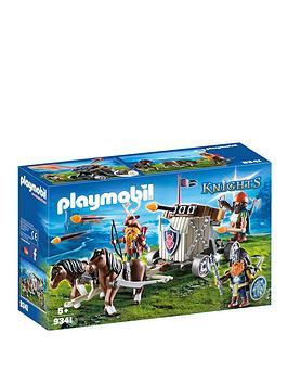 playmobil-playmobil-9341-knights-horse-drawn-dwarf-ballista