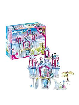 PLAYMOBIL Playmobil Playmobil 9469 Magic Crystal Palace With Shiny Crystal Picture