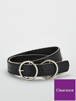 v-by-very-double-circle-buckle-studded-belt