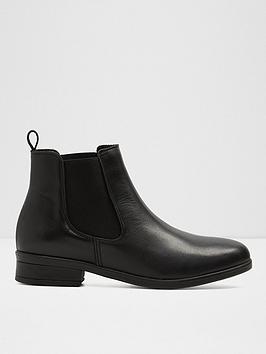 ALDO Aldo Wicoeni Chelsea Ankle Boots - Black Picture