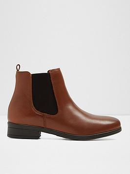 ALDO Aldo Wicoeni Chelsea Ankle Boots - Brown Picture