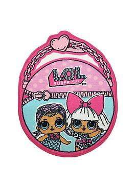 L.O.L Surprise! L.O.L Surprise! Handbag Shaped Rug Picture