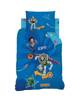 Toy Story Toy Story Pinball Single Duvet Cover Set Picture