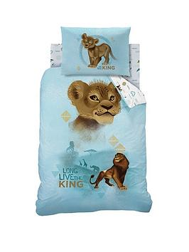 Disney Disney The Lion King Single Duvet Cover Set Picture