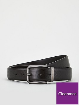 armani-exchange-double-buckle-leather-belt-gift-set-black