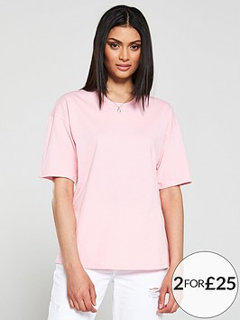 v-by-very-the-essential-boxy-t-shirt-pink