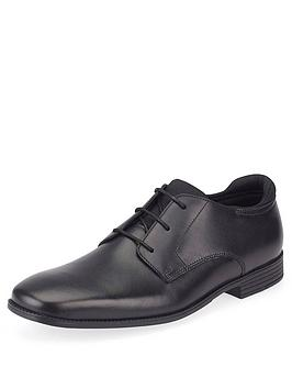 start-rite-boys-academy-lace-up-school-shoes-black-leather