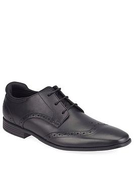 start-rite-tailor-lace-up-school-shoes-black