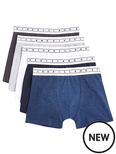 river-island-boys-ri-boxers-multipack-navy