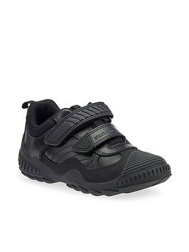 Start-Rite Start-Rite Boys Extreme Pri School Shoes - Black Picture