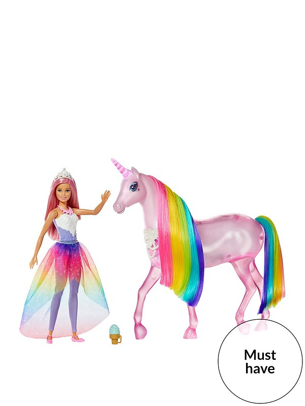 "NEW SPARK 48/"" Giant Rainbow Unicorn Plush Stuffed Animal Star Pink Pony Horse"