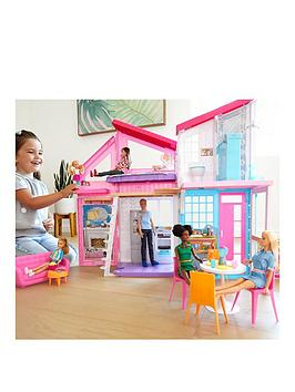 Barbie Barbie Malibu House Playset With Accessories Picture