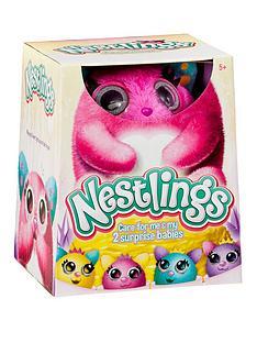 nestlings-pink