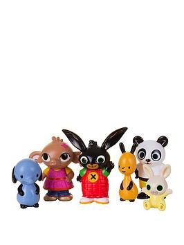 Bing Bing And Friends 6 Figure Set Picture