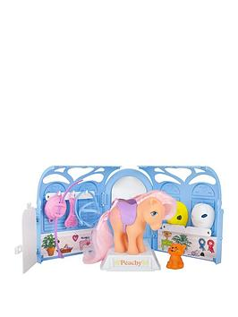 My Little Pony My Little Pony My Little Pony Retro Pretty Parlour Playset Picture