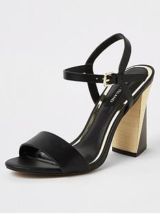 river-island-river-island-contrast-block-heel-sandals-black