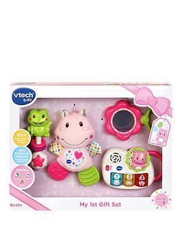 Vtech Vtech My 1St Gift Set - Pink Picture