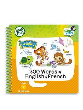 Leapfrog Leapstart 3D - 100 Words