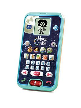Vtech Vtech Moon & Me Call & Learn Phone Picture