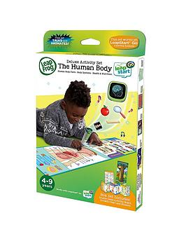 LeapFrog Leapfrog Leapstart Pen - Human Body Software Picture