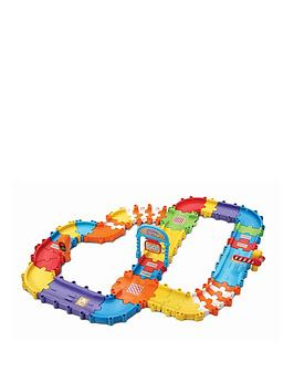 Vtech Vtech Toot Toot Drivers Flexible Track Set