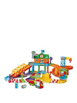 Vtech Vtech Toot Toot Drivers Train Set Picture