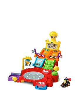 Vtech Toot-Toot Drivers Launch & Spin