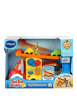 Vtech Vtech Vtech Toot Toot Drivers Big Vehicle Carrier Picture