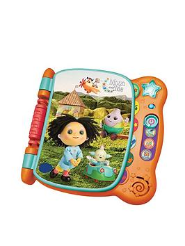 Vtech Vtech Moon & Me Touch & Learn Book Picture