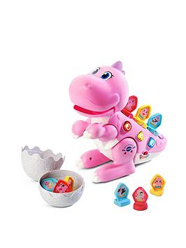 Vtech Vtech Learn & Dance Dino - Pink Picture