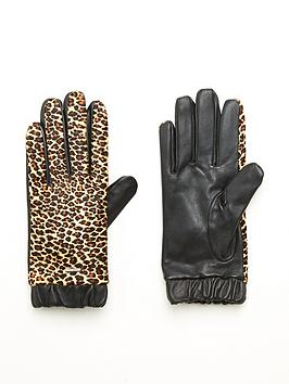 Ted Baker Ted Baker Lauuren Leopard Glove Picture