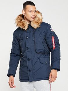 alpha-industries-polar-parka-navy-blue