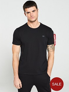 alpha-industries-alpha-industries-x-fit-heavy-t-shirt-black