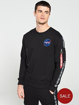 alpha-industries-nasa-tape-sweatshirt-black