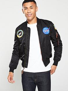alpha-industries-ma-1-nasa-bomber-jacket-black