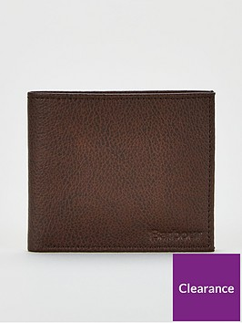 barbour-peterlee-leather-billfold-wallet-brown