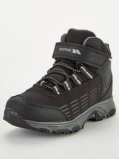 trespass-childrens-harrelson-low-cut-shoes-blackgrey