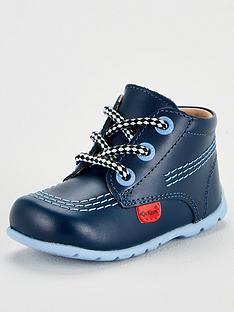 kickers-baby-kick-hi-leather-boots-blue