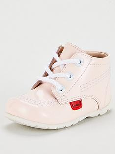 kickers-baby-kick-hi-patent-leather-boots-pink