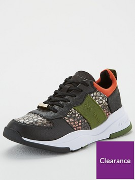ted-baker-wavara-exotic-effect-trainers