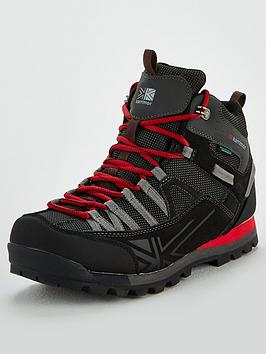Karrimor Karrimor Spike Mid 3 - Black/Red Picture