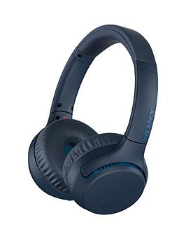 sony-sony-wh-xb700-extra-basstrade-wireless-on-ear-headphones-30-hours-battery-life-360-reality-audio-voice-assistant-compatible-blue