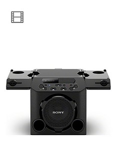 sony-sony-gtk-pg10nbsphigh-power-portable-audio-system-with-built-in-battery-and-foldable-table-top