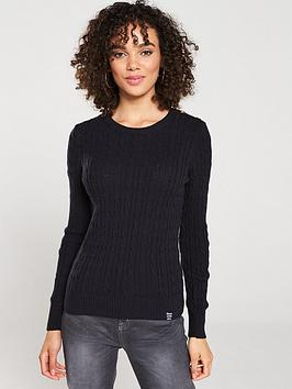 superdry-croyde-cable-knit-jumper-navy