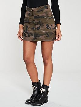 superdry-zip-through-micro-mini-skirt-camo-print