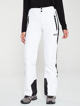 Superdry Superdry Ski Carve Pant - White Picture