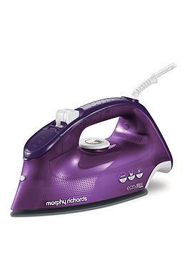 Morphy Richards    Breeze Easy Fill Purple & Black 300282