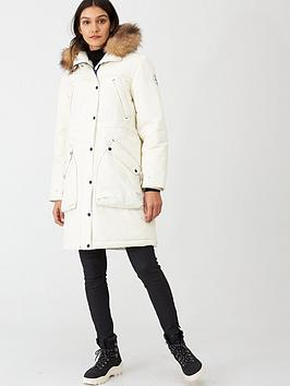 Hunter Hunter Original Insulated Parka - White Picture