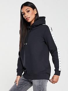 calvin-klein-jeans-monogram-tape-hoodienbsp--black